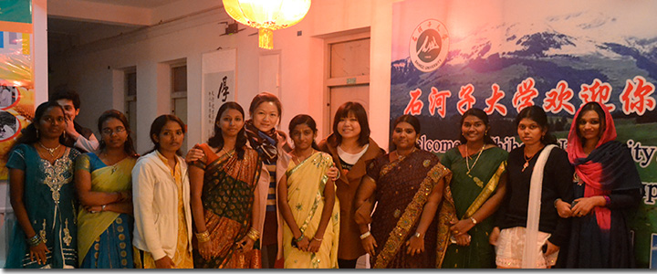 Shihezi-University-Diwali-Festival-2012
